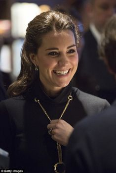 Kate Middleton necklace...