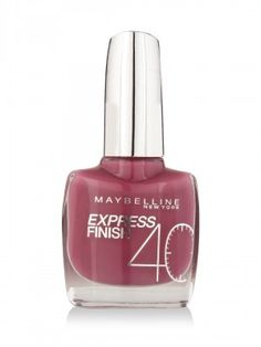 Maybelline Express Finish Nail Paint from koovs.com