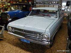 HR Holden Ute (1966) @ Dardanup Heritage park, Western Australia