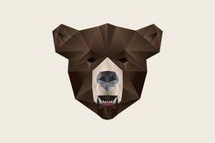 The Animals by Nacho Gil, via Behance