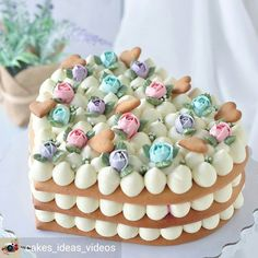 😍 Do you know how to make Number cake?🤗 - Start to bake with All number cakes… Beautiful Cakes, Amazing Cakes, Mini Cakes, Cupcake Cakes, Biscuit Cake, Number Cakes, Cake & Co, Cake Trends, Macaron
