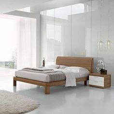 Saturday's #BachelorPad - Not all masculine bedrooms have to be dark. Keep it simple and use white as your backdrop.