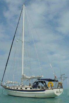 1981 Cabo Rico CUTTER RIG 38' $67,000- www.yachtworld.com