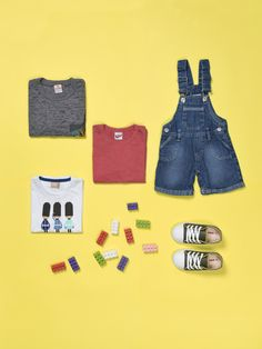 Fashion Still Kids for Tricae - Yellow