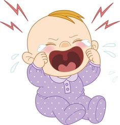 cartoon picture of baby crying clipart best baby child clip rh pinterest com baby crying clipart black and white baby boy crying clipart