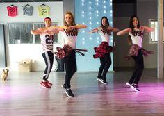 Duele El Corazon - Enrique Iglesias ft Wisin - Fitness Dance Choreograph...
