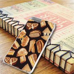 Grilled Cheese Sandwich Grilled Cheese Sandwich Pattern iPhone 6 Plus|iPhone 6S Plus Case
