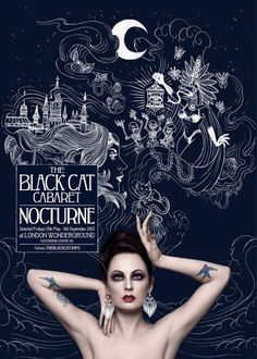 The Black Cat Cabaret's show Nocturne won the Best Production award at the London Cabaret Awards 2014, which sets the standard high for its performance, a heady mix of opera, acrobatics and fantasy. The show, directed by Simon Evans, is certainly entertaining and well received by the packed-out audience, who are taken on a journey …