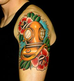 Image result for old school octopus tattoo