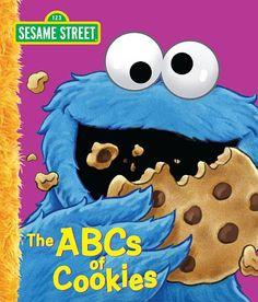 ABCs of Cookies, The (Sesame Street): Double tap the text to zoom. br /br / C is for cookie! Learn the alphabet with your favorite cookie-munching monster! Online Books For Kids, Books Online, Learning The Alphabet, Ebook Pdf, Audio Books, Disney Characters, Fictional Characters, Abcs