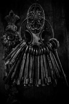 Keys & Locks: Black #keys.