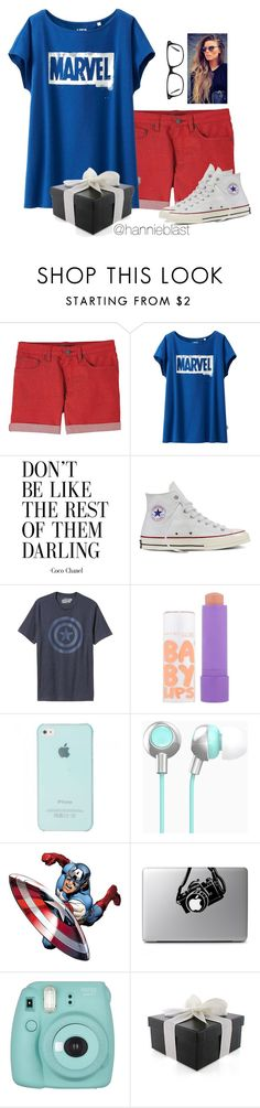 """""""3rd Place Winner Gift Set + SHOUTOUT! #ReadD"""" by hannieblast ❤ liked on Polyvore featuring prAna, Uniqlo, Converse, Old Navy, Maybelline, Fujifilm, Kensington Road and hannieblast5K"""