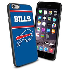 """Buffalo Bills iPhone 6 4.7"""" Case Cover Protector for iPhone 6 TPU Rubber Case SHUMMA http://www.amazon.com/dp/B00T5LEJSY/ref=cm_sw_r_pi_dp_oOrnvb179396E"""