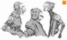 fightPUNCH: Scribbles 2