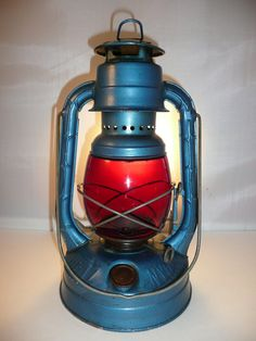 oh and need this latern too.   Does anyone still use kerosene lanterns?