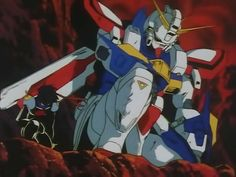 Domon Kasshu and Burning Gundam