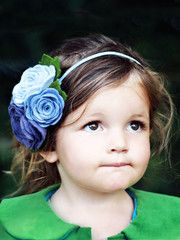 patterns for kids clothes/hair accessories