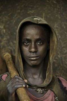 Steve McCurry - Ritratti prese nella valle del fiume Omo, in Etiopia ....