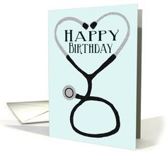 16 best greeting cards by other artists images on pinterest gift and greeting card ideas birthday card for a doctor 7 m4hsunfo
