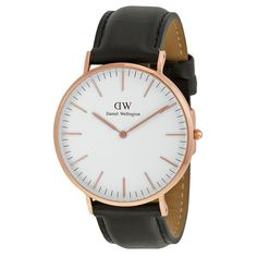 Classic Sheffield Eggshell White Dial Men\'s Watch (£105) ❤ liked on Polyvore featuring men's fashion, men's jewelry, men's watches, blue dial mens watches, mens watches jewelry and mens watches