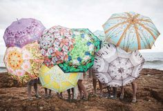Incase of a rainy day, but at least with style!