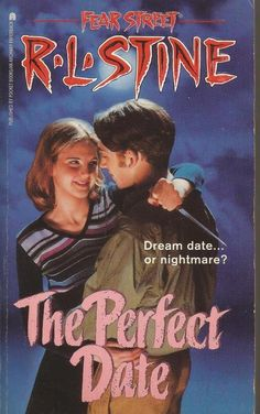 Fear Street - The Perfect Date by R.L. Stine  - S/Hand - Paperback