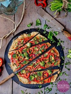 P2 hCG Diet - 181 calories: BBQ Veggie Meatza - hcgchicarecipes.com - protein + veggie meal #hcg #hcgdiet #hcgrecipes #hcgdietrecipes #p2hcgrecipes #phase2hcgrecipes #p2hcgdiet #phase2hcgdiet