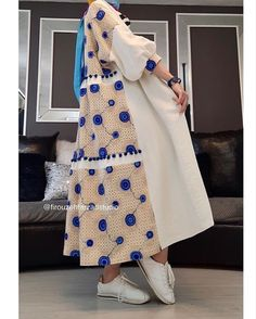 Hijab Fashion Summer, Abaya Fashion, Muslim Fashion, Fashion Outfits, Diy Clothes And Shoes, Stylish Clothes For Women, Mode Abaya, Mode Hijab, Mode Kimono