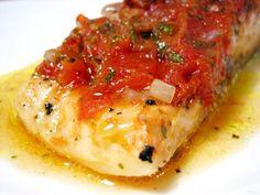 Receta deliciosa de Salmón en papillote con salsa de tomate rápida - Salmón al papillote trucos - Qué es el papillote y como se hace - Pescado al papillote
