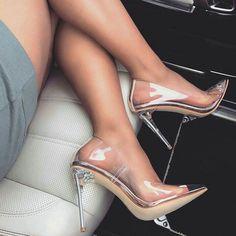 high heels – High Heels Daily Heels, stilettos and women's Shoes Stilettos, Stiletto Pumps, Pumps Heels, Clear High Heels, Hot High Heels, Womens High Heels, Clear Heel Shoes, Transparente High Heels, Simmi Shoes