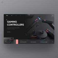 Design Sites, Graphisches Design, Layout Design, Affinity Designer, Ui Design Inspiration, Ui Web, Interface Design, User Interface, Web Layout