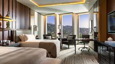 Heerim Architects & Planners, LTW Designworks, André Fu, AvroKO collaborate for Four Seasons Hotel Seoul