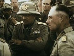 Erwin Rommel, The Desert Fox, Commander in North Africa 1942