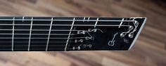 NGD :: 8-string - headless - ergonomic - fanned fret - SevenString.org