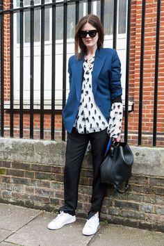 London Fashion Week Fall 2015 Attendees