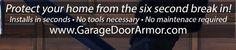 Garage Door Armor