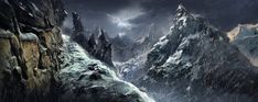 mountain pass by ~sabin-boykinov on deviantART
