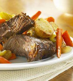 Budget Pot Roast Recipe