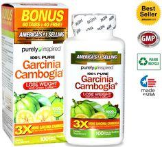Pastillas Para Adelgazar, Bajar De Peso Rapido Tratamiento Natural - Resultados 100% Garantizados. -- Trust me, this is great! : Garcinia cambogia