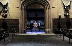 Cast & crew attend Warner Bros Studio Tour - The Making of Harry Potter grand opening - 03.31.12.