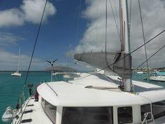 Croisière en catamaran aux Antilles dans les îles Grenadines Guadeloupe Martinique sur Lagoon 421