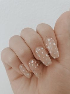 In look for some nail designs and some ideas for your nails? Here's our set of must-try coffin acrylic nails for trendy women. Nails Polish, Aycrlic Nails, Star Nails, Hair And Nails, Coffin Nails, Rock Nails, Star Nail Art, Summer Acrylic Nails, Best Acrylic Nails