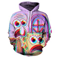 Spongebob Squarep... http://www.jakkoutthebxx.com/products/2-styles-real-usa-size-trippy-spongebob-squarepants-squidward-3d-sublimation-print-oem-hoody-hoodie-custom-made-clothing-plus-size-2?utm_campaign=social_autopilot&utm_source=pin&utm_medium=pin  #wanelo #shoppingtime #whattobuy #onlineshopping #trending #shoppingonline #onlineshopping #new