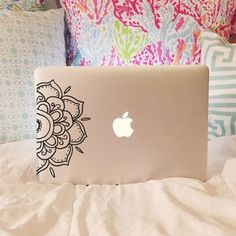 every girl needs this decal!  #tech