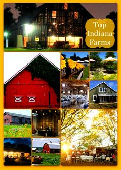This blog provides a great list (with pictures!) of some of the top rustic Indiana barns and farms available for weddings and events. Details about capacity, location and prices too!