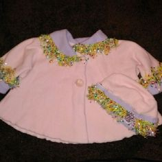Corky and Company- Set Purple and pink Jacket and hat set, size 6-12 months Corky and Company Jackets & Coats Pea Coats