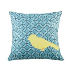 Just put on a bird on it! We seriously can't get enough of those fluttering feathery creatures, especially when paired with a bohemian print like this. The contrast is beautiful and will look great no ...  Find the Boho Bird Throw Pillow, as seen in the Retro Hideaway Collection at http://dotandbo.com/collections/in-style-retro-hideaway?utm_source=pinterest&utm_medium=organic&db_sku=90606