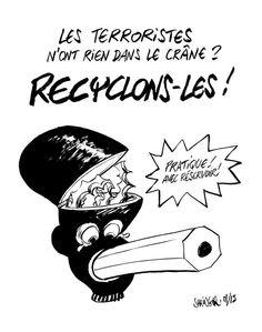Springer #JeSuisCharlie #CharlieHebdo