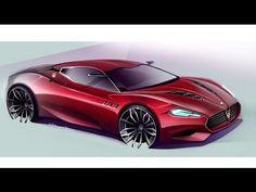 2014 Maserati Ghibli Sedan revealed before Shanghai Auto show 2013 - http://www.youtube.com/watch?v=-C4kkYrrrk4    Maserati GranCorsa Coupe Design study concept and renderings - Judging by the concept renderings the car may have a front engine -  rear wheel drive layout - There are no details released about this car as of now.    More information on...