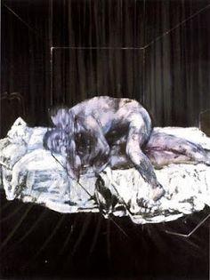 Francis Bacon «A partir de son œuvre, l'homme contemporain se trouve brusquement capable de connaître ce mélange de violence, d'angoisse, de peur du sacré, de désir, de désespoir, de déchéance, de recherche de l'amour, d'abjection animale présent en lui, cette manière devenant nécessairement constitutive de la beauté.» Luigi Ficacci, Taschen 2005.